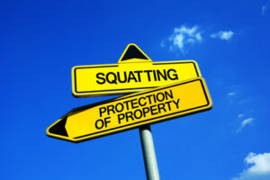 Squatter prevention