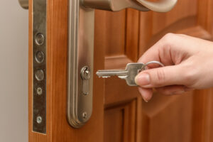 Locks for home security