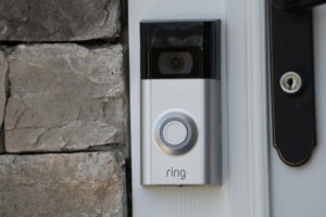 Front Door Entry Systems