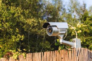 Garden security systems London